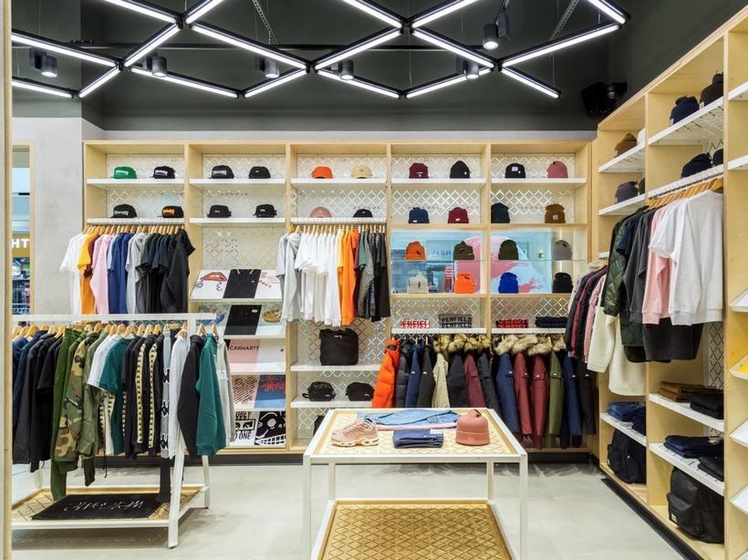 Магазины Одежды В Москве Для Молодежи