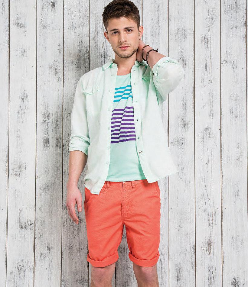 Как красиво одеваться мужчине летом