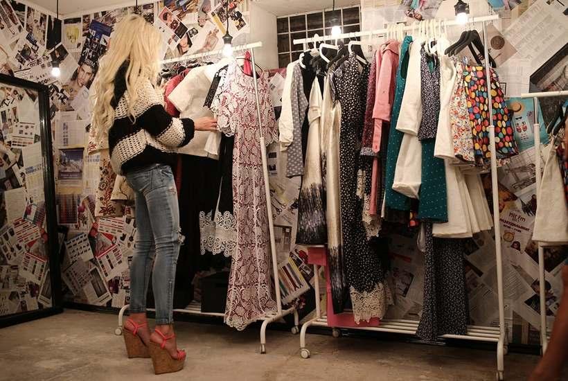 Как открыть шоу-рум одежды – где закупать одежду