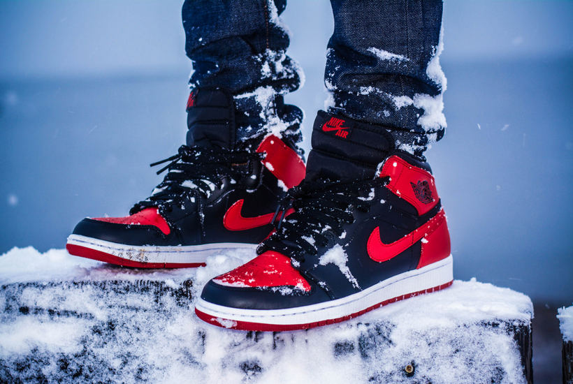 Картинки зимние кроссовки